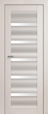 """Межкомнатная дверь """"116X"""", по, эш вайт мелинга"""