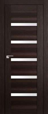 """Межкомнатная дверь """"116X"""", по, венге мелинга"""