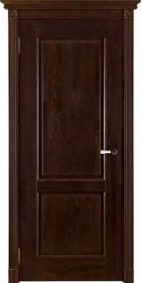 """Межкомнатная дверь """"Селена"""", пг, античный орех"""