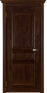 """Межкомнатная дверь """"Виктория"""", пг, античный орех"""