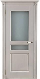 """Межкомнатная дверь """"Виктория"""", по, слоновая кость"""