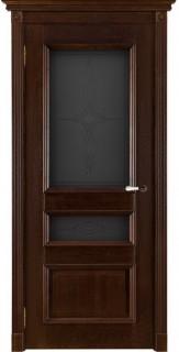 """Межкомнатная дверь """"Афродита"""", по, античный орех"""