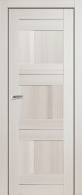 "Межкомнатная дверь ""12X"", пг, эш вайт мелинга"