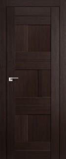 """Межкомнатная дверь """"12X"""", пг, венге мелинга"""