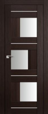 """Межкомнатная дверь """"13X"""", по, венге мелинга"""