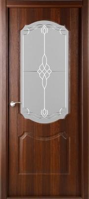 """Межкомнатная дверь """"Перфекта"""", по, каштан золотистый"""
