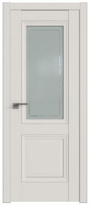 Межкомнатная дверь 2.113U, ДаркВайт