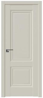 Межкомнатная дверь 2.36U, магнолия сатинат