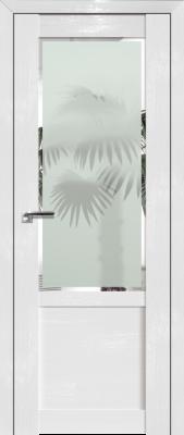 Межкомнатная дверь 2.17STP, Pine White glossy