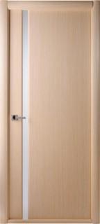 """Межкомнатная дверь """"Грандекс 208"""", по, беленый дуб"""