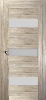 """Межкомнатная дверь """"2126"""", по, серый велюр"""