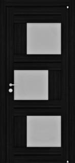 """Межкомнатная дверь """"2181"""", по, шоко велюр"""