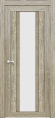 """Межкомнатная дверь """"2191"""", по, серый велюр"""