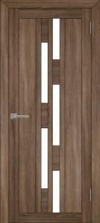"""Межкомнатная дверь """"2198"""", по, серый велюр"""