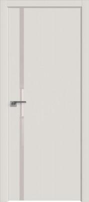 "Межкомнатная дверь ""22 Е"", ДаркВайт, кромка 4 стор. ABS"