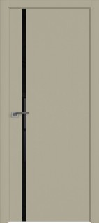 "Межкомнатная дверь ""22 Е"", Шеллгрей, кромка 4 стор. ABS"