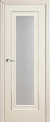 """Межкомнатная дверь """"24х"""", по, эш вайт"""