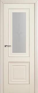 """Межкомнатная дверь """"28х"""", по, эш вайт"""