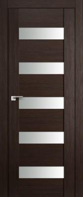 """Межкомнатная дверь """"29X"""", по, венге мелинга"""