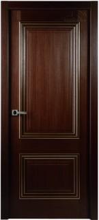 """Межкомнатная дверь """"Франческа"""", пг, венге"""