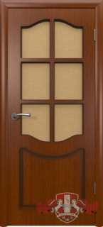 """Межкомнатная дверь """"Классика"""", по, макоре"""