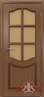 """Межкомнатная дверь """"Классика"""", по, орех"""