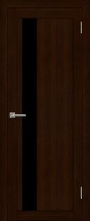 """Межкомнатная дверь """"30004"""", по, шоко велюр"""