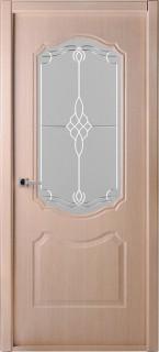 """Межкомнатная дверь """"Перфекта"""", по, клен серебристый"""