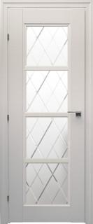 3340 Белый Матовое стекло