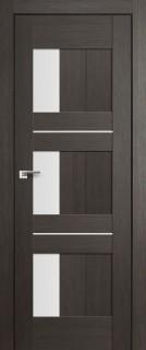 """Межкомнатная дверь """"35X"""", по, грей мелинга"""