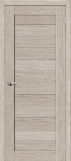 """Межкомнатная дверь """"Порта-21"""", пг, 3D Cappuccino"""