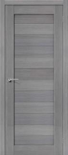 """Межкомнатная дверь """"Порта-21"""", пг, 3D Grey"""