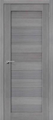 "Межкомнатная дверь ""Тренд-21"", пг, 3D Grey"