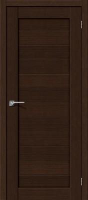 """Межкомнатная дверь """"Порта-21"""", по, 3D Wenge"""