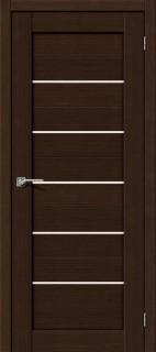 """Межкомнатная дверь """"Порта-22"""", по, 3D Wenge"""