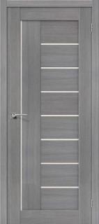 """Межкомнатная дверь """"Порта-29"""", по, 3D Grey"""
