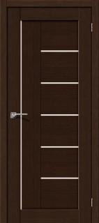 """Межкомнатная дверь """"Порта-29"""", по, 3D Wenge"""