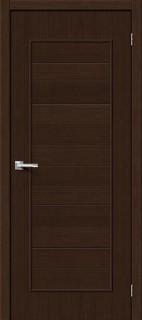 """Межкомнатная дверь """"Тренд-21"""", пг, 3D Wenge"""
