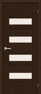 """Межкомнатная дверь """"Тренд-23"""", по, 3D Wenge"""