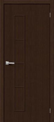 """Межкомнатная дверь """"Тренд-3"""", пг, 3D Wenge"""