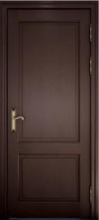 "Межкомнатная дверь ""40003"", пг, дуб французский"