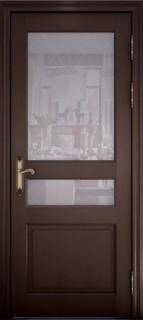 """Межкомнатная дверь """"40006"""", по, дуб французский"""