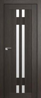 """Межкомнатная дверь """"40X"""", по, грей мелинга"""