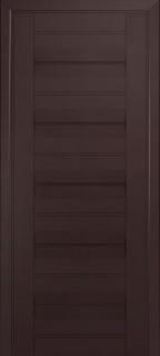 Межкомнатная дверь 48U, темно-коричневый матовый