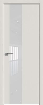 """Межкомнатная дверь """"5 Е"""", Дарквайт, кромка ABS"""