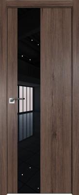 Межкомнатная дверь 5ZN, салинас темный, кромка Black Edition с 4х сторон, Eclipse