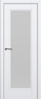 Межкомнатная дверь 62U, черный матовый