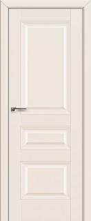 Межкомнатная дверь 66U,  магнолия сатинат