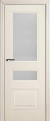 """Межкомнатная дверь """"68х"""", по, эш вайт"""