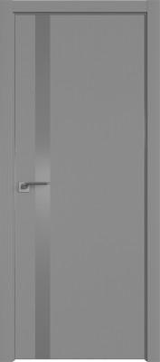 "Межкомнатная дверь ""6 Е"", манхеттен, мат. с 4-х сторон"
